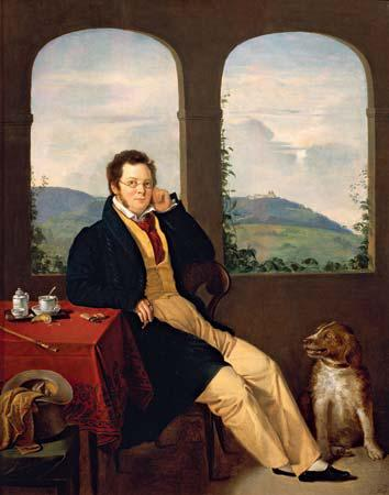 Franz Schubert: composer of the Unfinished symphony
