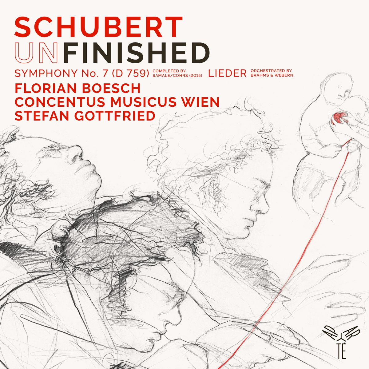 Schubert Unfinished by Concentus Musicus Wien