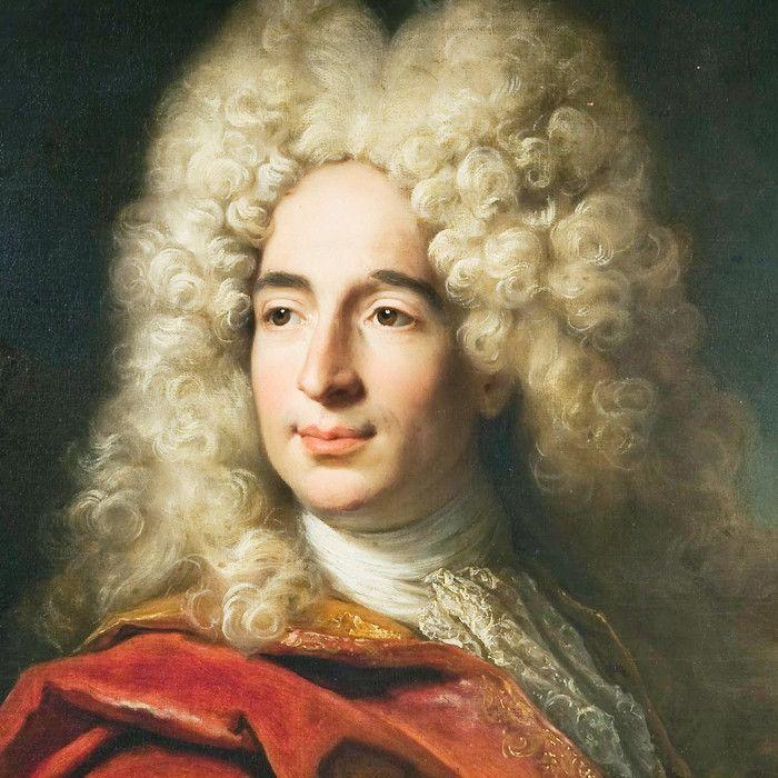 Typical 18th century man.