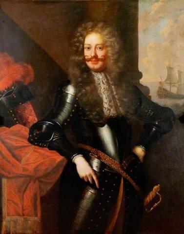 James Brydges, patron of G.F. Handel