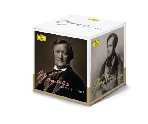 Richard Wagner CD box