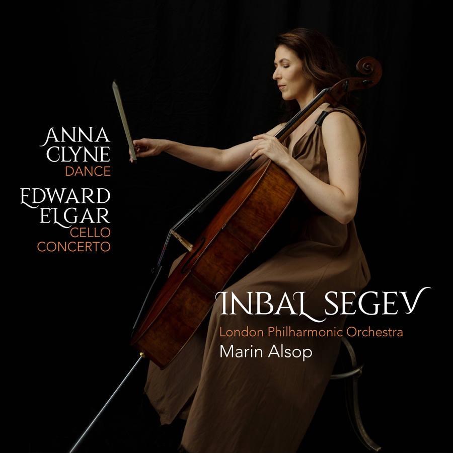 Clyne-Elgar record sleeve
