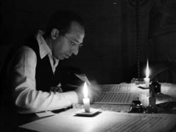 Aaron Copland, composer of Appalachian Spring.